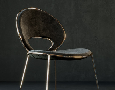 BLACK PEARL Chair - Design Project