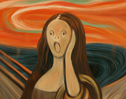 The Original Brushes of Edvard Munch for Photoshop