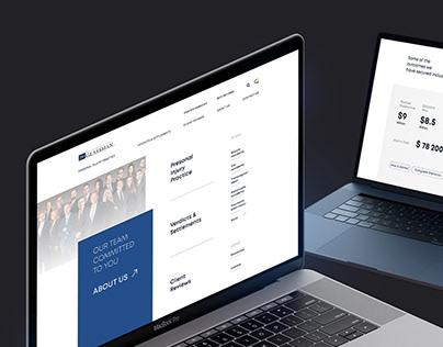 UX/UI design. Portfolio