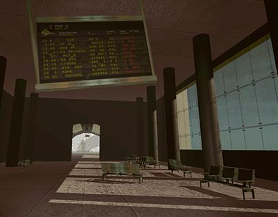 Terminal 0 - Game design