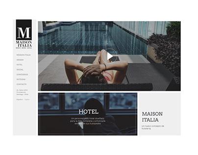 Hotel Maison Italia