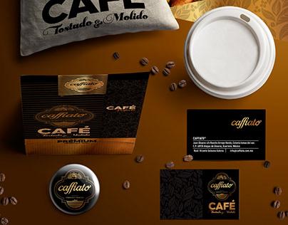 Branding Caffiato