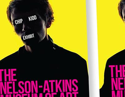 Chip Kidd Type Poster