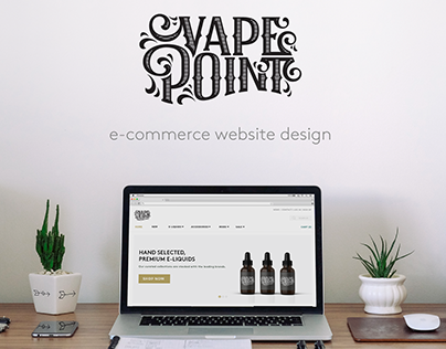 VapePoint Website Design