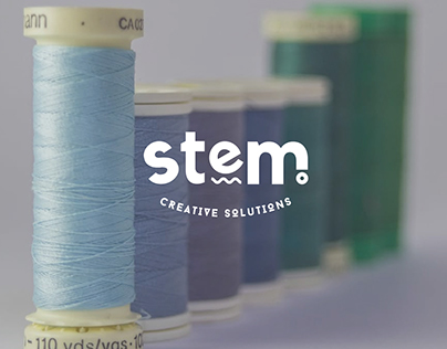 Stem Creative Solutions | Logo Design