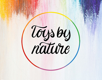 Toys By Nature Logo Design