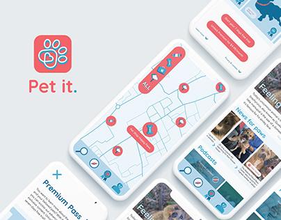 App Design for Designflows Contest 2020
