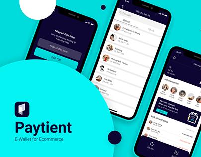 Patient - E-wallet for Ecommerce Mobile App