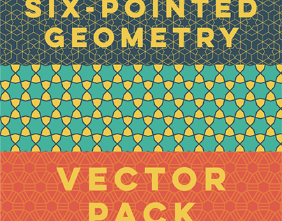 6-Point Geometry Vector Pack