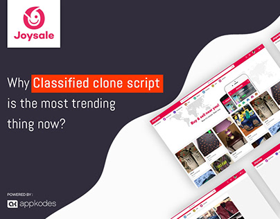 Why Classified clone script is the most trending thing