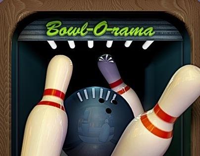 Bowl-O-rama icon