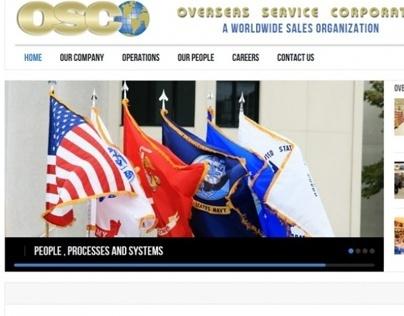 OSC Website Redesign