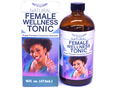 Tonic label and packaging