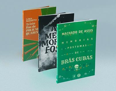 Projetos Editoriais | Clube Leitura