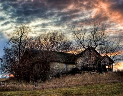 Rural Iowa