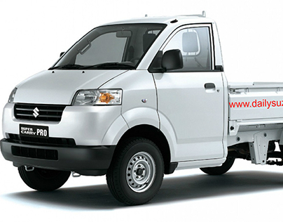 Xe tải Suzuki 7 tạ tại Hải Phòng
