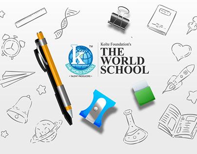 The World School Branding