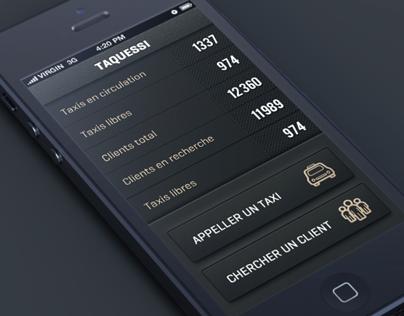 Taquessi iPhone app
