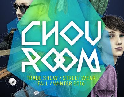 CHOU ROOM Fall / Winter 2016