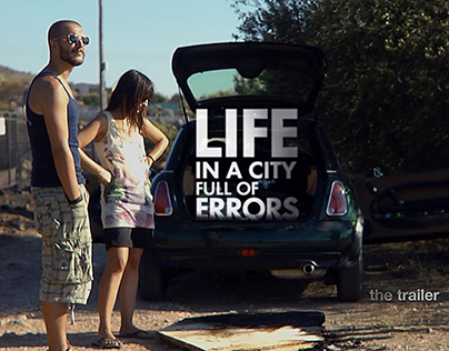 City of Errors Trailer
