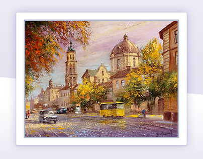 Autumn collection (Cityscapes vol.1)