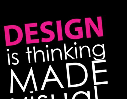 Design is..