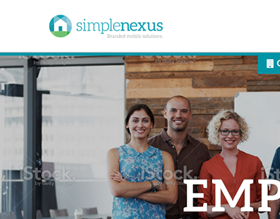 SimpleNexus Corporate Web