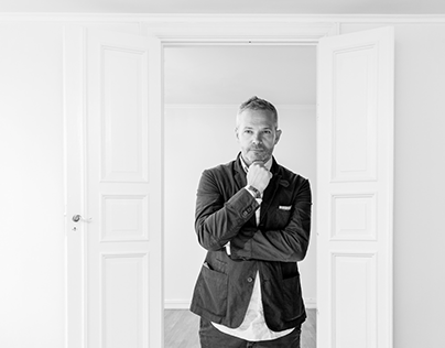 Portrait | Tyler Brûlé - Editor of Monocle Magazine