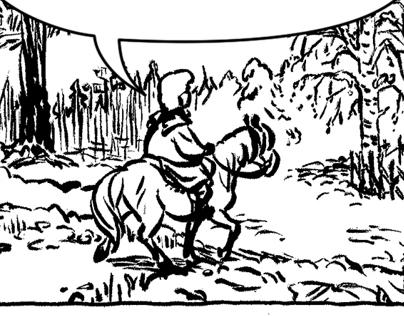 The Evil Boyar's Farmhand