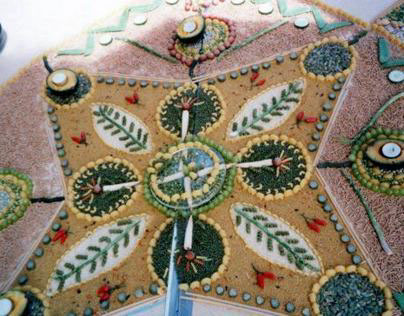 Rangoli's Around The World  with WOMAD  2000 - 2003