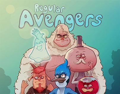 Regular Avenger - Fanart