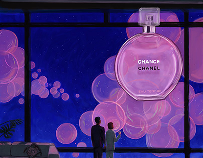 Chanel Advertising Exploration