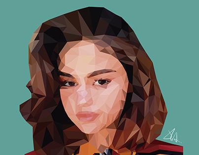 Selena Gomez   Illustration