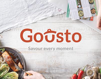 Gousto Rebranding