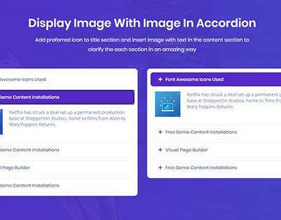 Accordion style for post/image/faq wordpress(ess-add)