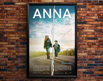 Poster Película ANNA