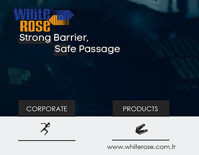 White Rose Ltd. Şti. Native Mobile Uygulama, Ux/Ui
