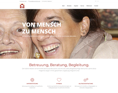 Seniorenhilfe Projekt