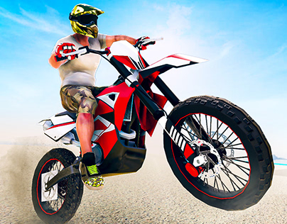 Extreme Tricky Bike Impossible Stunt