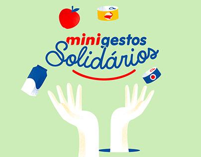 Mini Gestos Solidários