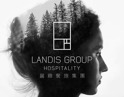 麗緻餐旅集團品牌重建 | Landis Hospitality Group Branding