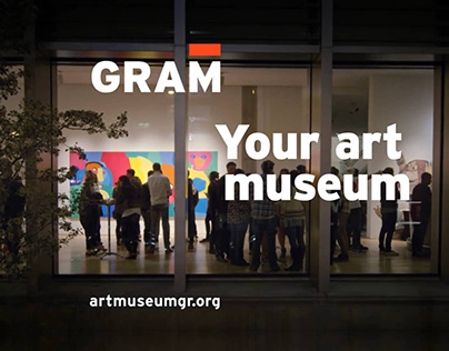 Grand Rapids Art Museum Brand Repositioning