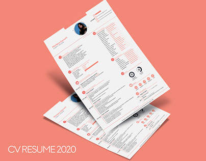 CV RESUME 2020