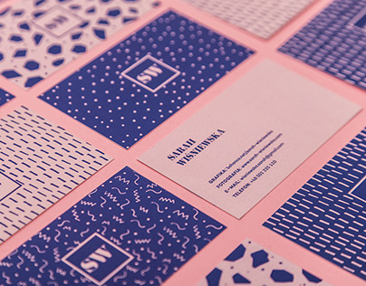self-branding | business cards