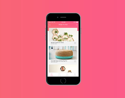 Upcycle Mobile app