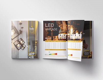 BDC Brochure & Packaging