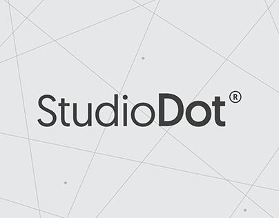 StudioDot   visual identity