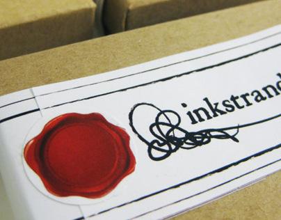 Inkstrand Jewelry Packaging