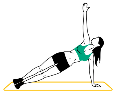 Girls exercises