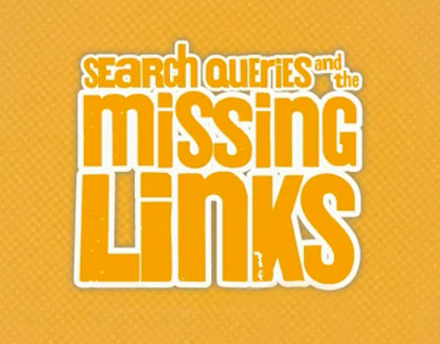 Search Queries and the Missing Links